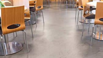 Sika Comfortfloor Marble FX elävöittää ja luo tunnelmaa lattiapinnan välityksellä