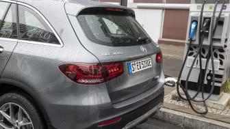 Ny plug-in-SUV fra Mercedes-Benz fås både med diesel- og benzinmotor