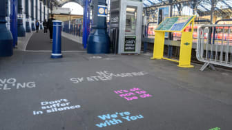 Brighton wakes up to Affirmation Art