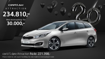 KIA cee'd SW Attraction