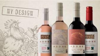"Ekologiska Adobe – nu i ny ""tuppig"" design"