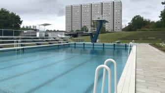 Nu åbner Vestbads historiske friluftsbad