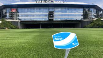 FC Schalke 04 ist dabei und nun mit einem Anschluss am Deutsche Glasfaser Netz gerüstet für die digitale Zukunft.