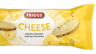 Friggs snackpack, cheese