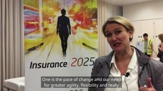 Stephanie Smith at Insurance 2025