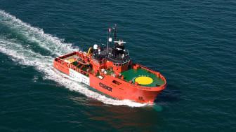 Nye langtidskontrakter med TotalEnergies på syv skibe til Nordsøen har givet travlhed i ESVAGTs HR-afdeling.