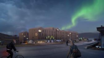 Norges arktiske studentsamskipnad satser stort i Longyearbyen.