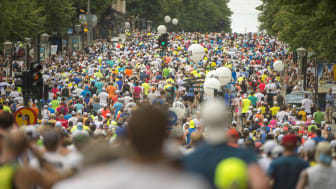 Inget ASICS Stockholm Marathon i juni – flyttar till reservdatum i höst
