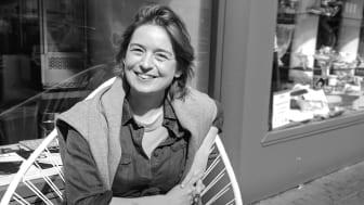 Lisa Rosendahl, curator för GIBCA 2019 och GIBCA 2021, fotograf: Magnus Lundqvist