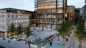 Pan Pacific London opens next year in the heart of London's financial district