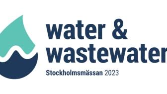Water & Wastewater - VA-branschens senaste tillskott blir 2023