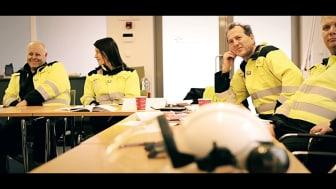 Med hender og hode // Safety and purpose (Norwegian)