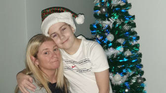 Sunderland stroke survivor calls on residents to find their festive spirit