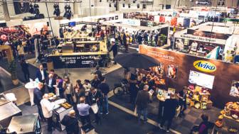Bild från mässan Fastfood, Café & Restaurant Expo