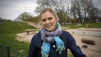 Lisa Källström utgår från platsen, och har i sitt prisvinnande paper beskrivit hur samspelet mellan olika intressenter påverkar vad som händer där.