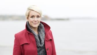 Karin Adelsköld är moderator och inledningstalare på Stellagalans forum om jämställdhet i gastronomin i Malmö 26 april. Foto: Jessica Lund.