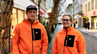 Calle Hedman och Bea Olsson