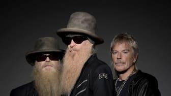 ZZ Top är ett av de 20 band som Sweden Rock Festival idag utannonserar inför kommande sommars festival.