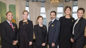 Grand Hôtel starts 2015 with a strong sales team