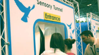 Guide Dogs launches new sensory experience at Crufts