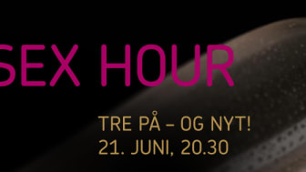 Tinder-tafsing eller tantrisk time – bli med på Sex Hour!