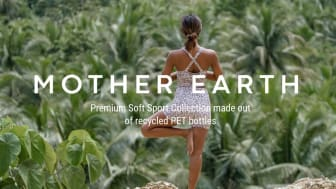 Mother Earth Collection - Sustainable Premium Sportswear Made Of 80% Recycled PET Bottles