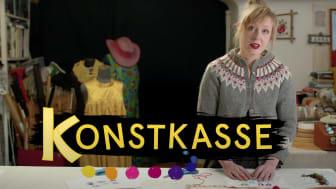 Konstnären Anna Bauer medverkar i Projekt Konstkasse