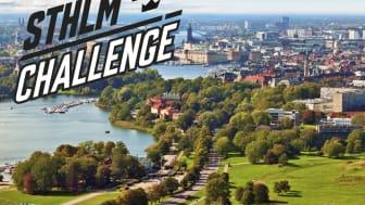 STHLM Challenge ny Stockholmsupplevelse för löpare