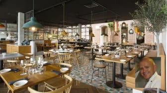 Restaurang Artonnittiosju på Elite Hotel Mimer