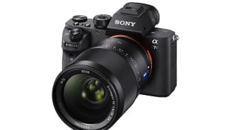 Møt Sonys nye speilløse fullformatkamera: Ultra-sensitive α7S II