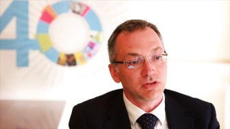 Interview with Massimiliano Mascherini on Youth Entrepreneurship in Europe Report