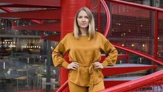 Johanna Lundgren Gestlöf, Hållbarhetschef SPP