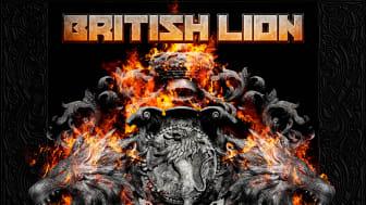 """BRITISH LION - """"The Burning"""""""