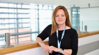 Professor Annette Hand, the first Clinical Academic Professor in Nursing for the region