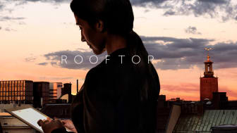 Open has been selected to help promote these exclusive new ROOFTOP office spaces in Stockholm