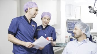 Nederländska Bergman Clinics expanderar i Skandinavien genom förvärvet av Memira ögonkliniker