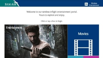 SilkAir Launches New Inflight Entertainment Offer with SilkAir Studio