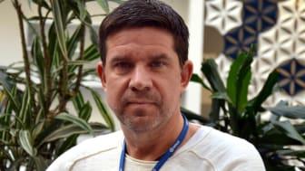 Janne Rastas, Key Account Manager på Nokas.
