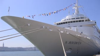 Fred. Olsen to commence its first cruise season from Falmouth in Spring 2016
