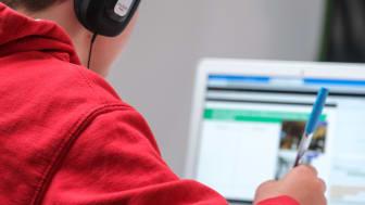 Skola och digitalisering är ett av de områden som får ökat forskningsfokus på Högskolan Väst.
