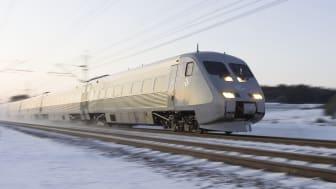 SJ: Tågen stannar, och kommer att stanna, i Hudiksvall