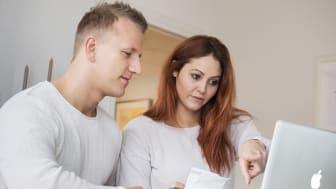 Extra insatser för kunder med betalningsproblem