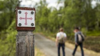 St Olavsleden - Pilgrimage between Sundsvall and Trondheim