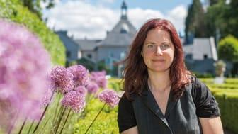 Kajsa Vildängen, 2020 års mottagare av Stipendium till Ulla Molins minne. Foto: Tommy Durath