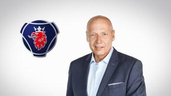 Harald Woitke, neuer Geschäftsführer von Scania Deutschland Österreich