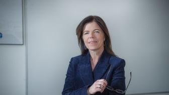 Skolborgarrådet Isabel Smedberg-Palmqvist (L) bjuder in elever till dialog. Foto: Kate Gabor