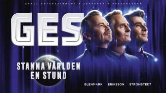 """""""Stanna Världen En Stund"""" - nu GES extraföreställningar till kommande krogshowen."""
