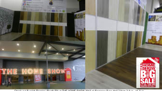 Evorich Flooring Upcoming Exhibition @ THE HOME SHOW 2013