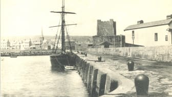 Graham pier – Carrickfergus Landings