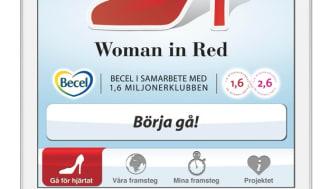 Rekordhastighet i gemensam promenad för kvinnors hjärtan – efter tre månader lyfts insamlingsmålet till en miljon kronor